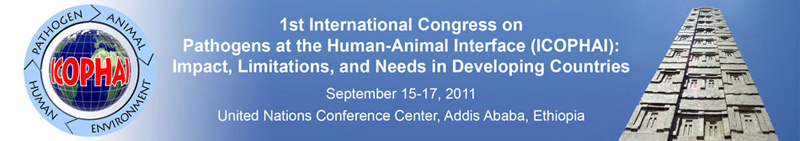 International Congress on Pathogens at the Human-Animal Interface