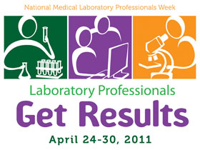 National Medical Laboratory Professionals Week