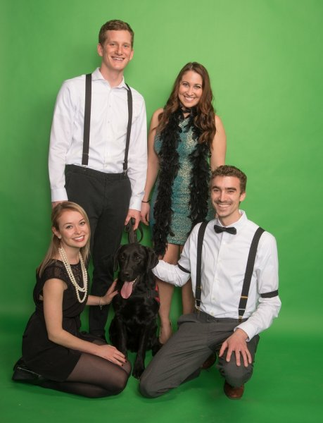 Veterinary students promote the eighth annual Furball event
