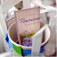 Remembrance Ceremony Cup